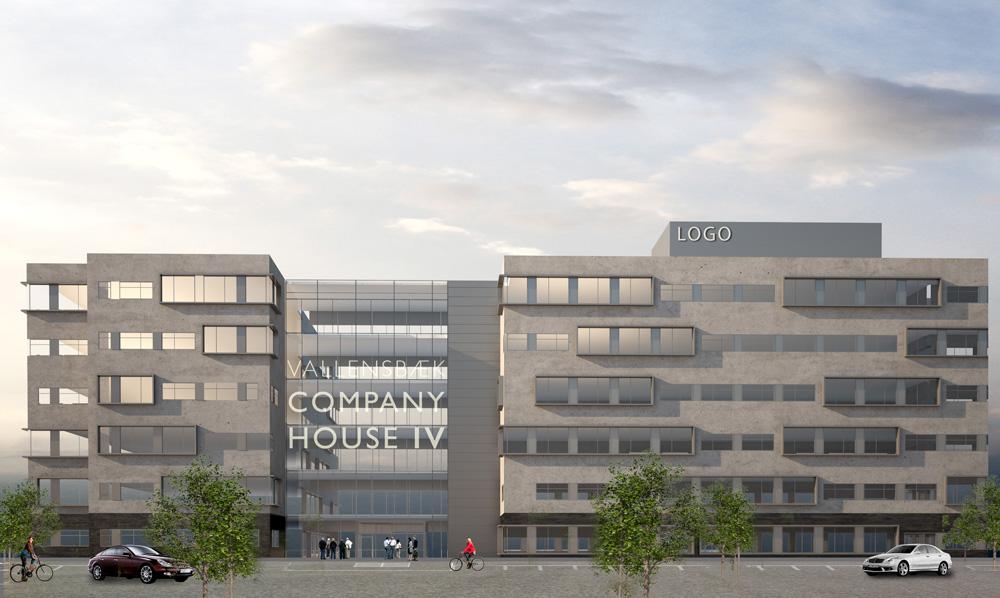 Kontorer i Vallensbæk Company House IV - kontorhus med perfekt beliggenhed | NCC